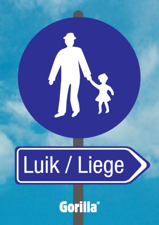 Gorilla-belgisch-verkeersbo
